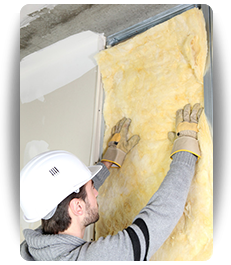 attic & wall insulation